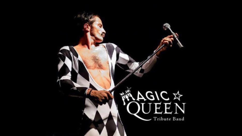 MAGIC QUEEN live